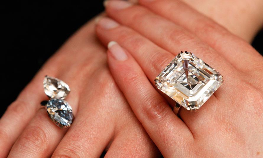 Ring Diamonds Price