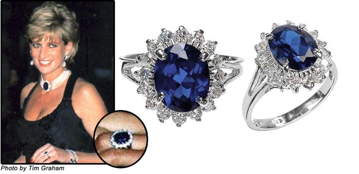 Diamond And Shire Ring Kate Middleton Will Now Wear Lady Di S The Caratlane Edit