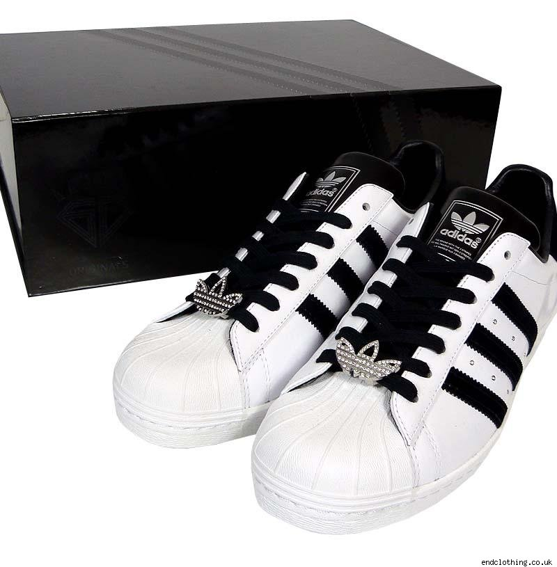 adidas originals 60th anniversary diamond superstar