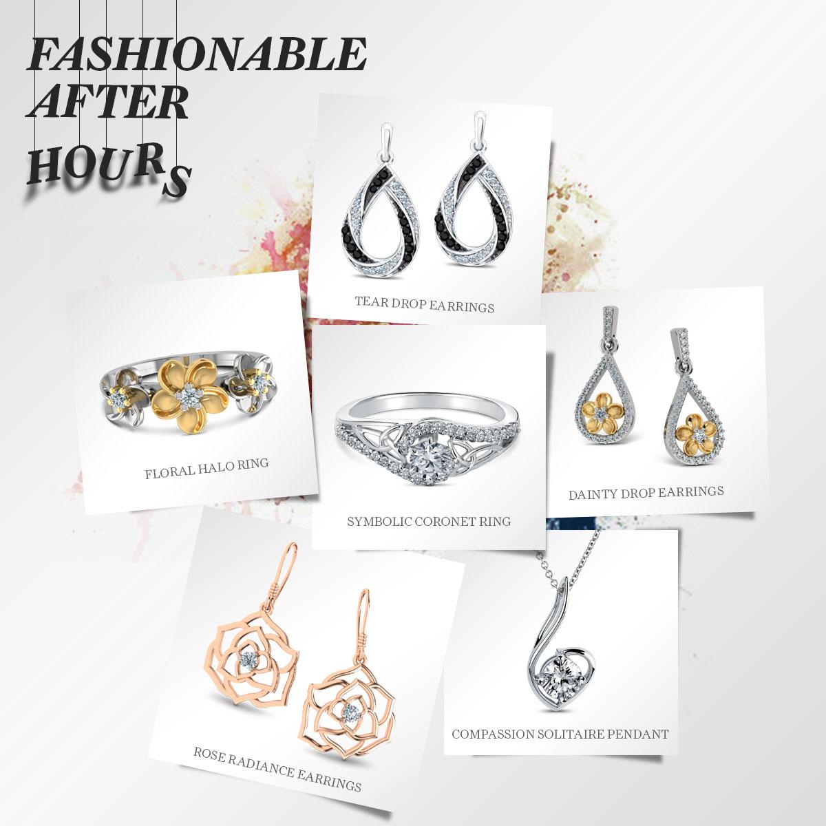 Evening Wear Jewellery