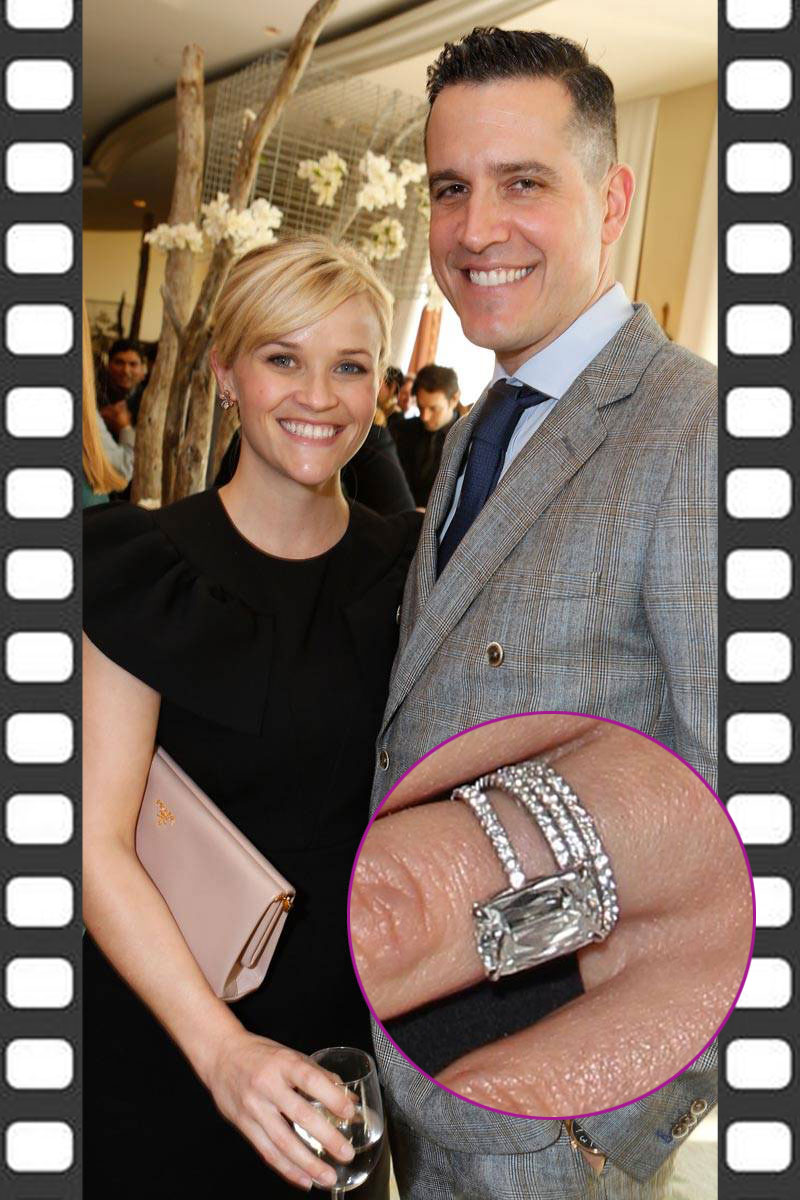 The Most Drool Worthy Celebrity Engagement Rings