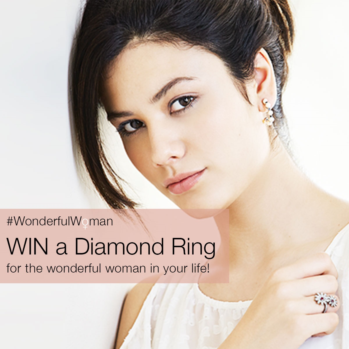 Win a Diamond Ring Everyday!