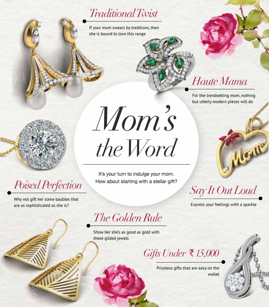 Jewellery for Mom