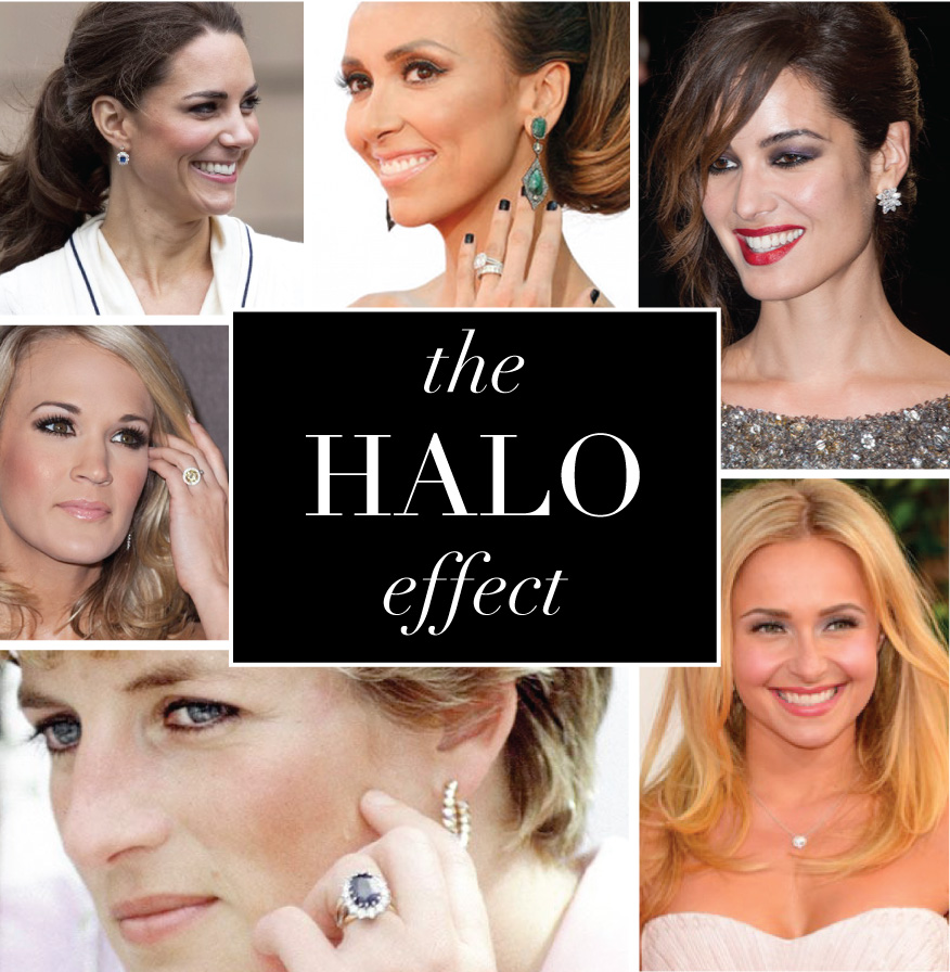 The Halo Effect jewellery