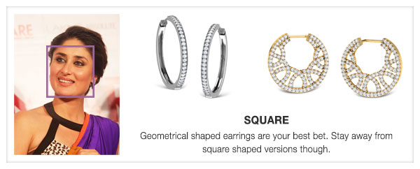 earring these to square six solitaire your with pizzazz pin jackets shaped add earrings fifty