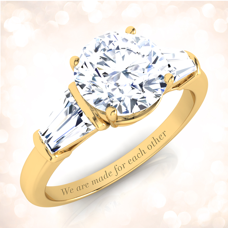 LOVE LETTER ON A RING