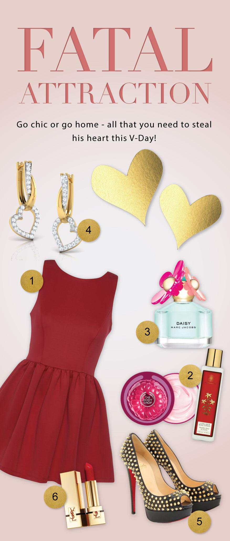 V-Day Dress Up