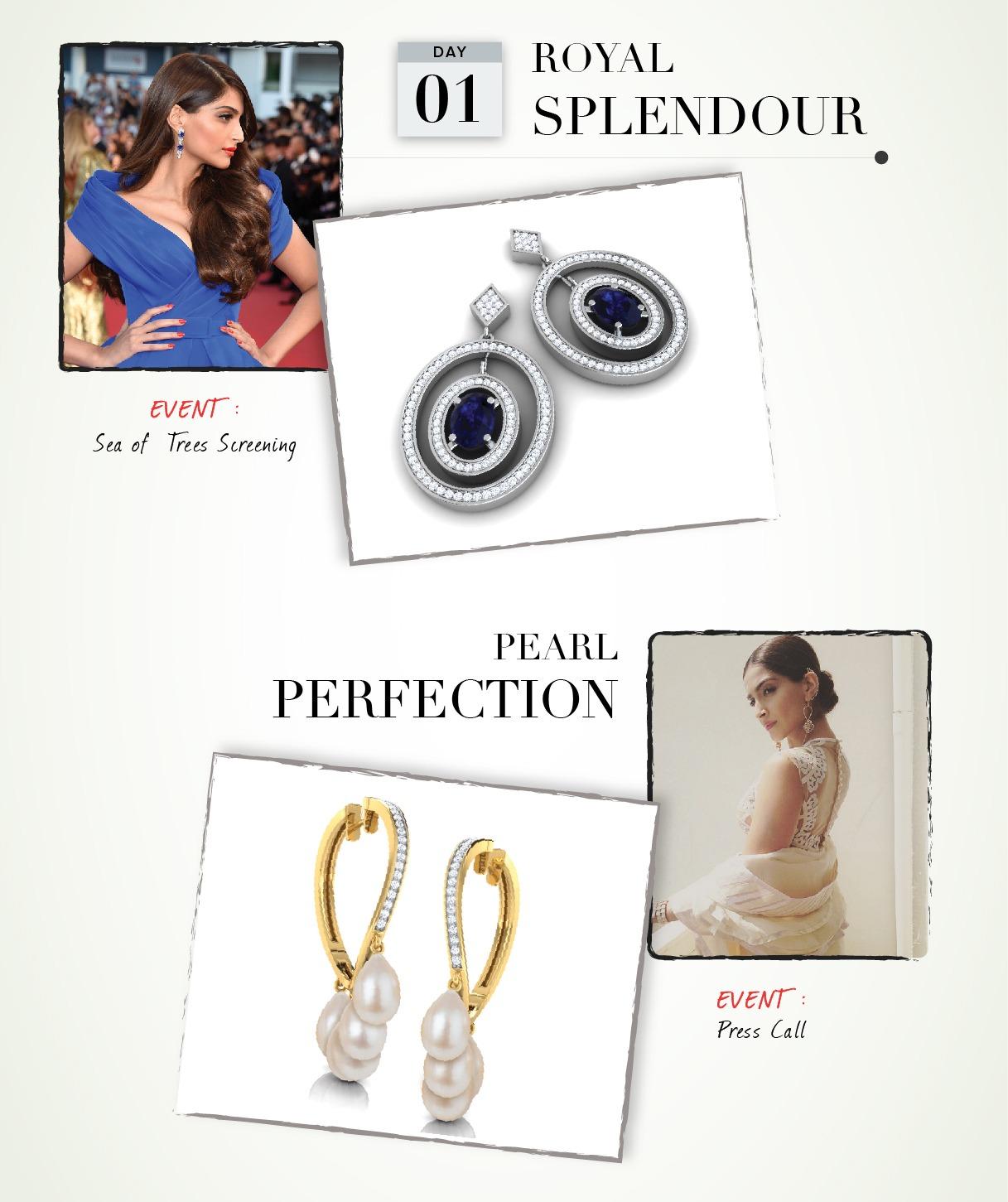 Sonam Kapoor Jewellery
