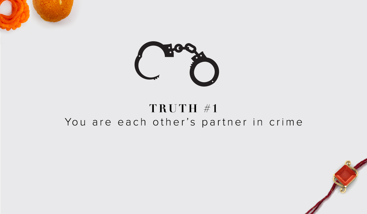 10 Truths In A Brother Sister Relationship The Caratlane Edit