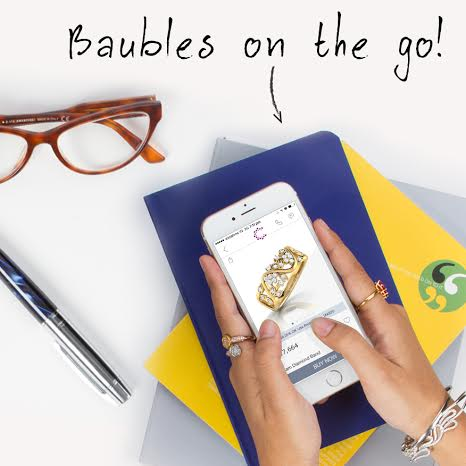 Baubles on the Go