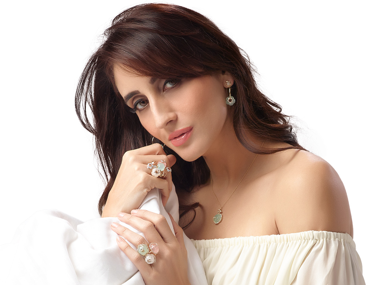 Farah Khan Jewellery Designs