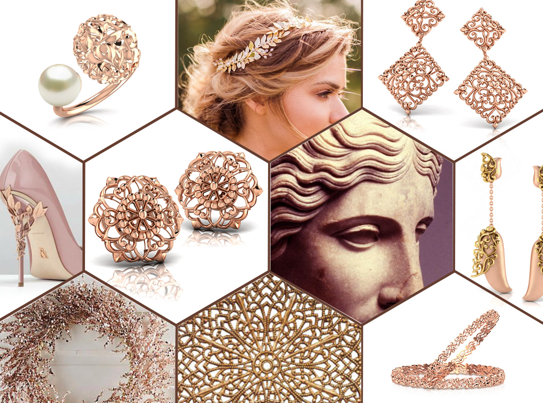 Filigree Jewellery Designs