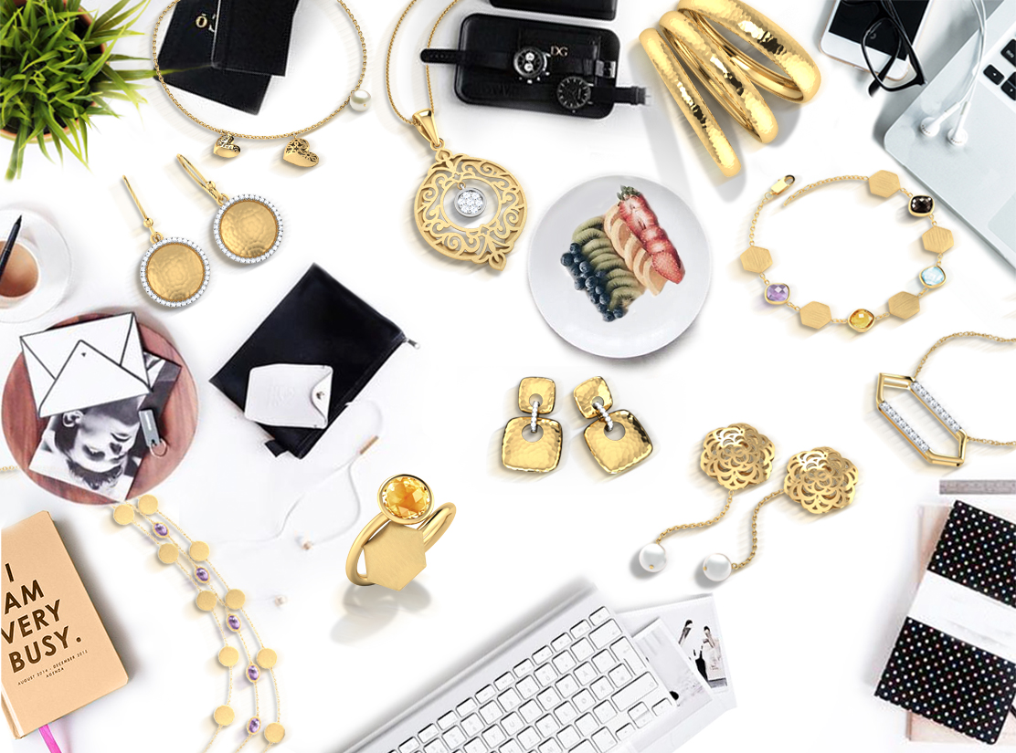 Tools of the Trade: Workwear Jewellery - The CaratLane Edit