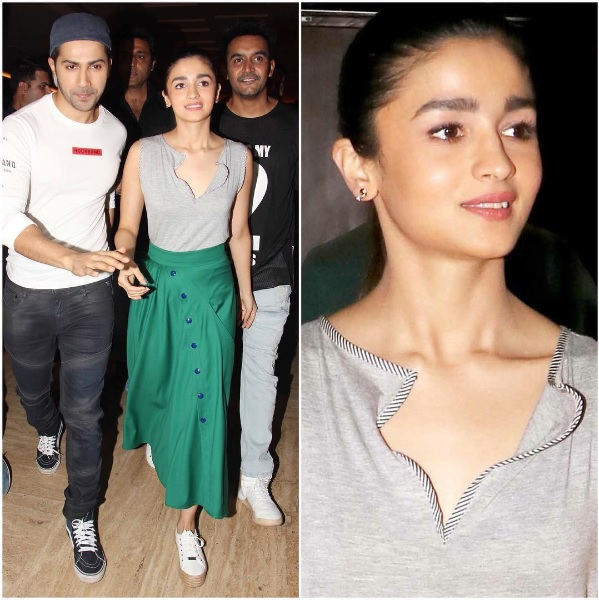 alia-bhatt-badrinath-ki-dulhania-promotions-in-Karoline-Lang-caratlane-earrings