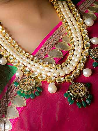 eb78530ae0a04 A Tryst with Traditional Indian Gold Jewellery - The CaratLane Edit