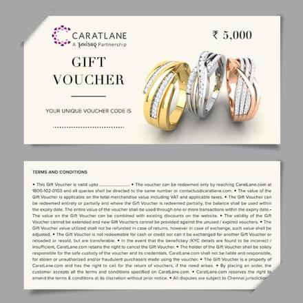 Gift Voucher for Rs.5000