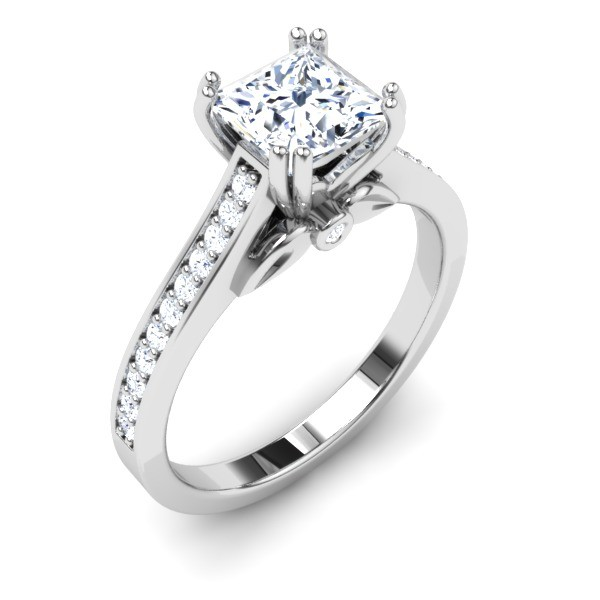 e020fc1dae401 Classic Solitaire Ring Mount